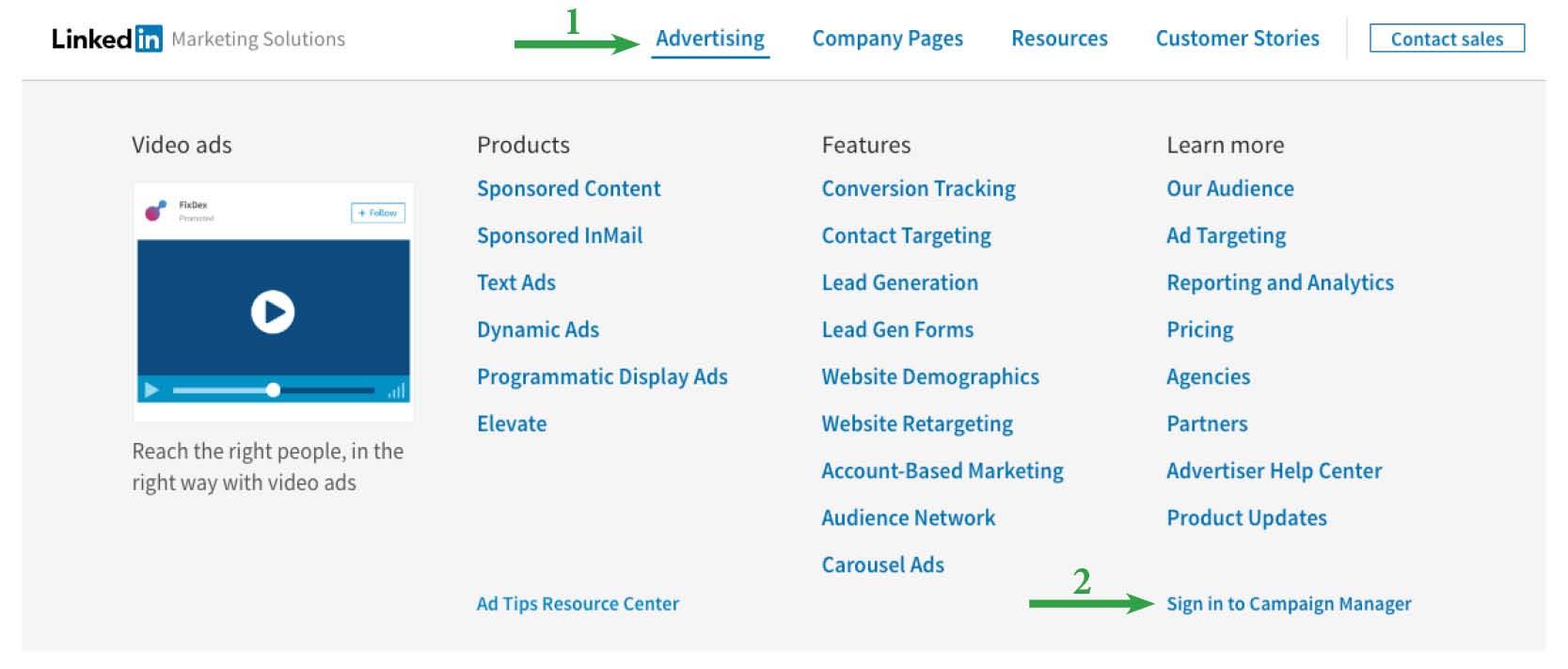 LinkedIn Insight tag1