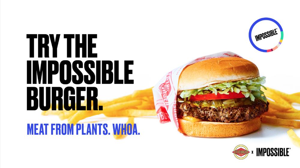 Impossible Burger - Vegan Marketing Ad