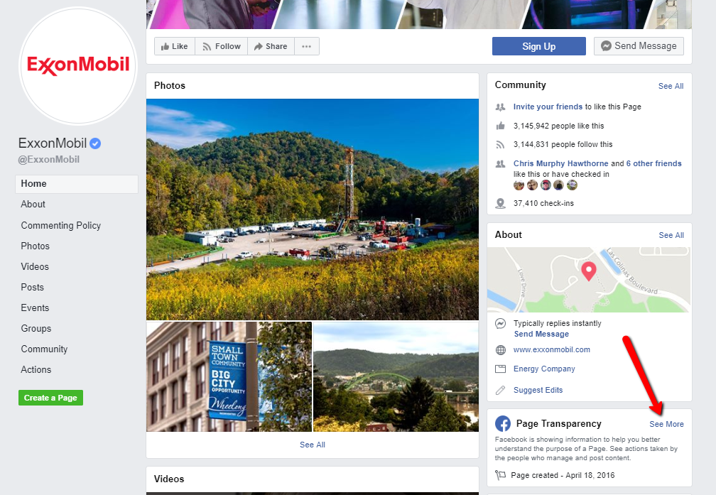 How to See Facebook Ads from Any Brand - Step 1