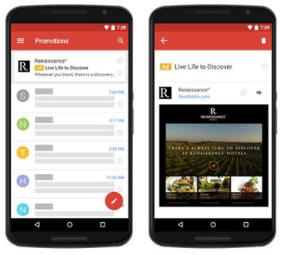Gmail Ads - ABM Strategy