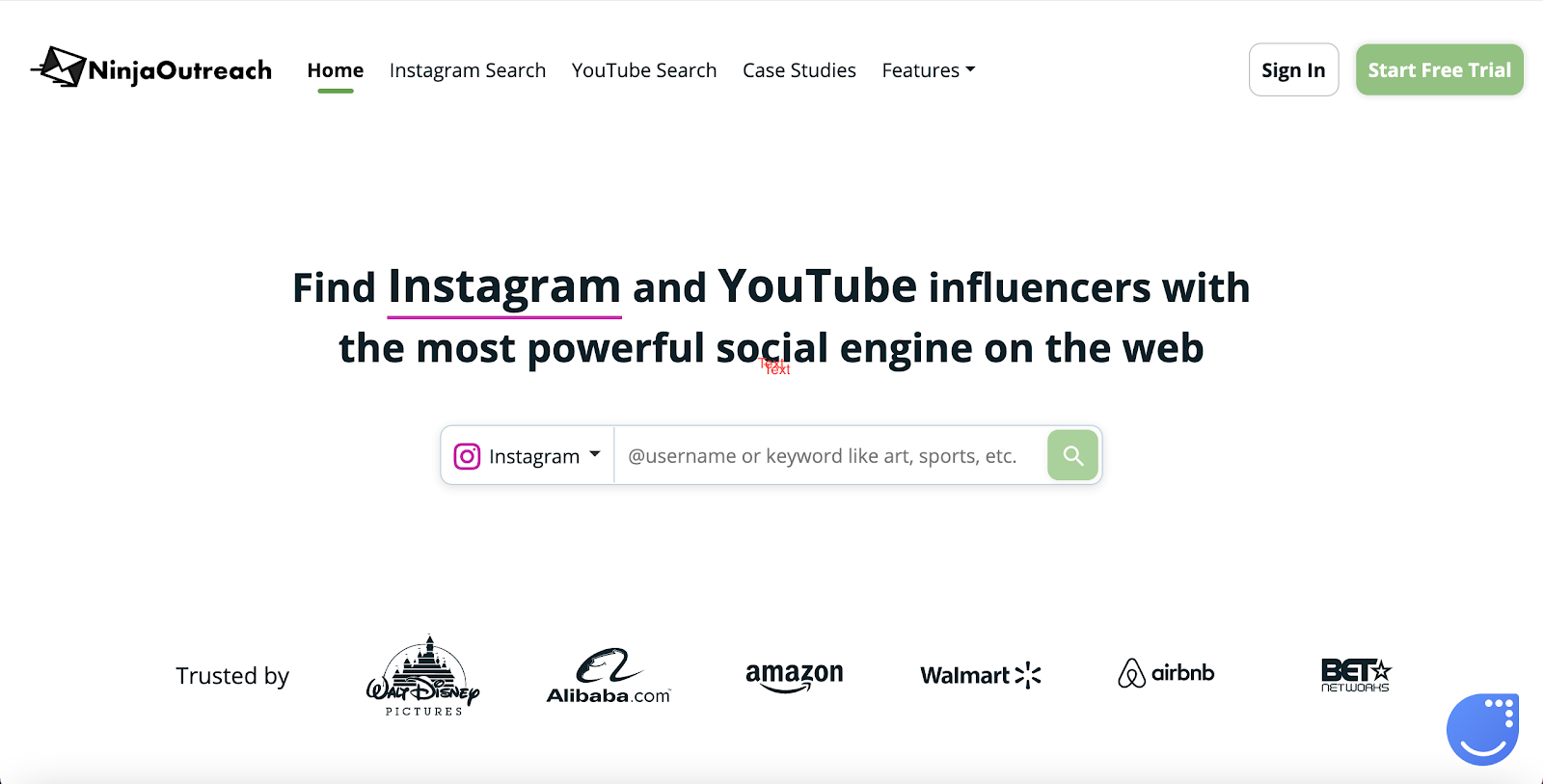 Ninja Outreach is a Platform that helps you connect with influencers