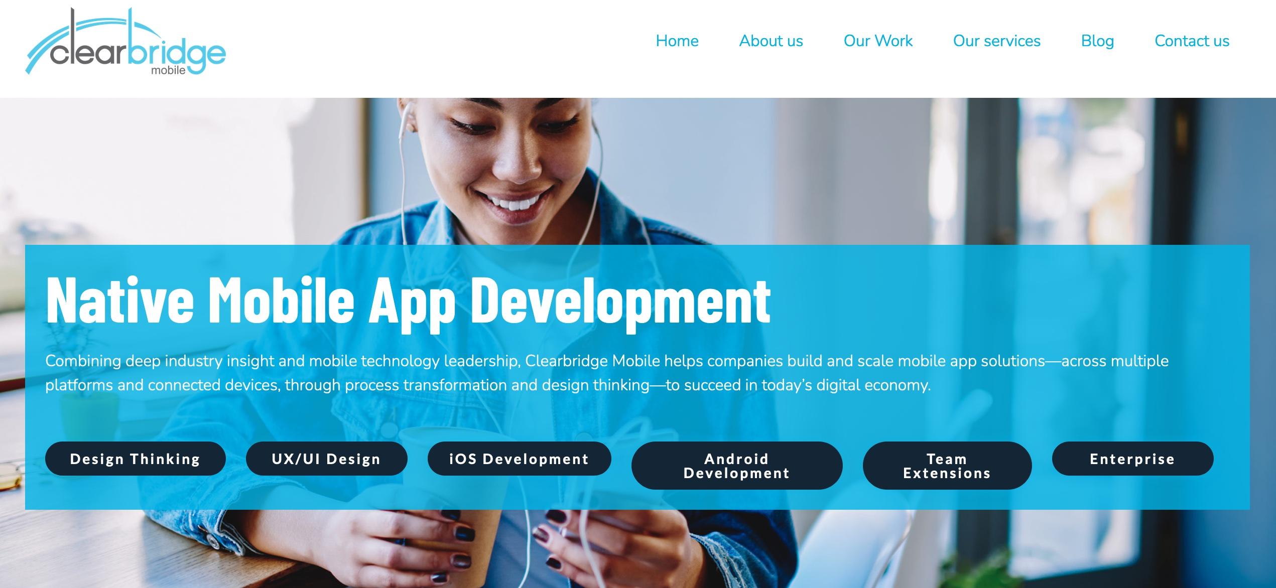 Clearbridge Mobile and app development