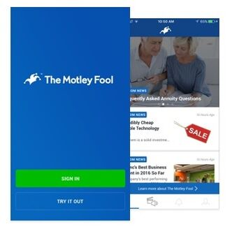 Motley Fool Free offers a free trial