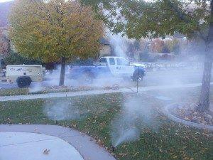 Sprinkler System Winterization Services in Salt Lake City