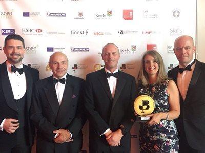 International Trade Award Presented to Cobra Biologics