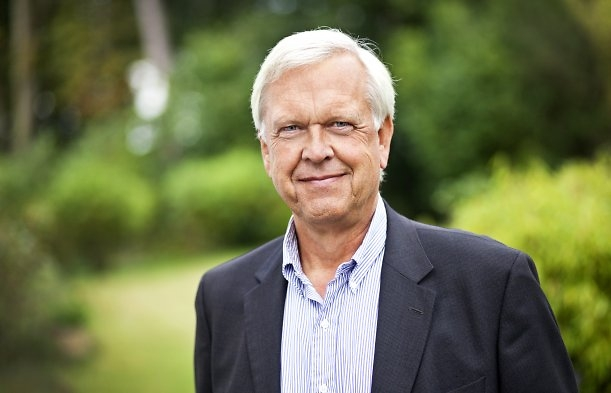 Professor Carl Borrebaeck awarded with the BiotechBuilders Award 2017