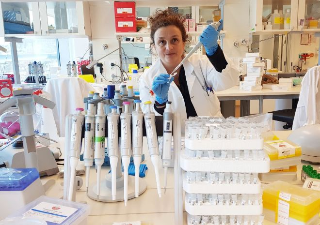 Vessela Kristensen Receives Cancer Research Award