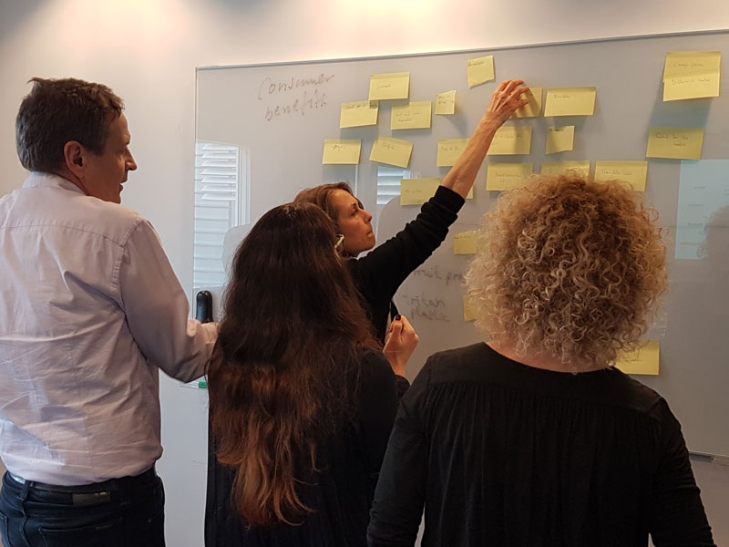 Workshop marketing and sales network