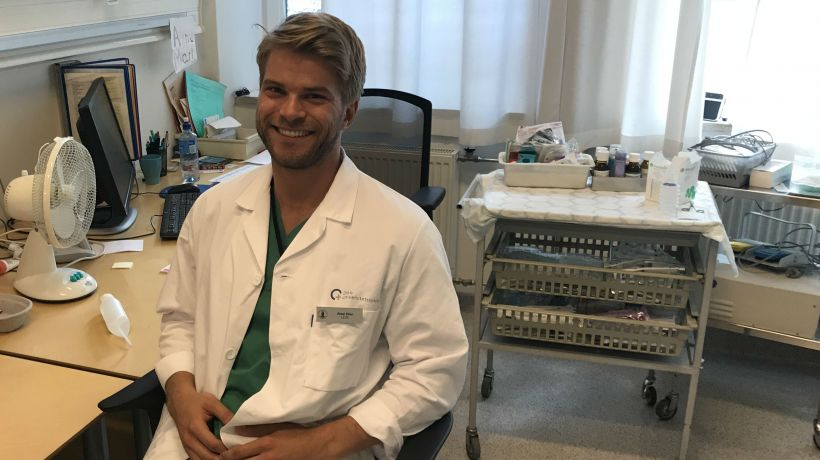 Ullern Student With a Career in Medicine