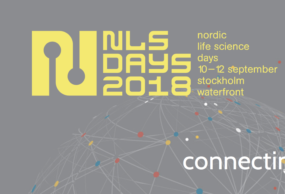 Nordic life science days 2018
