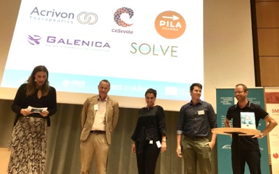 EU project Southern Sweden Going Global – success for startups