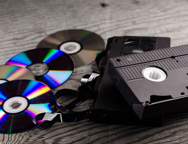 Tape Conversion Services