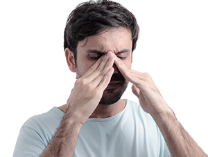 Sinusitis Symptoms, Pressure, Swelling