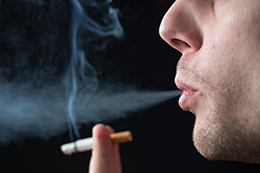Tobacco and Smoking are causes of head and neck cancer