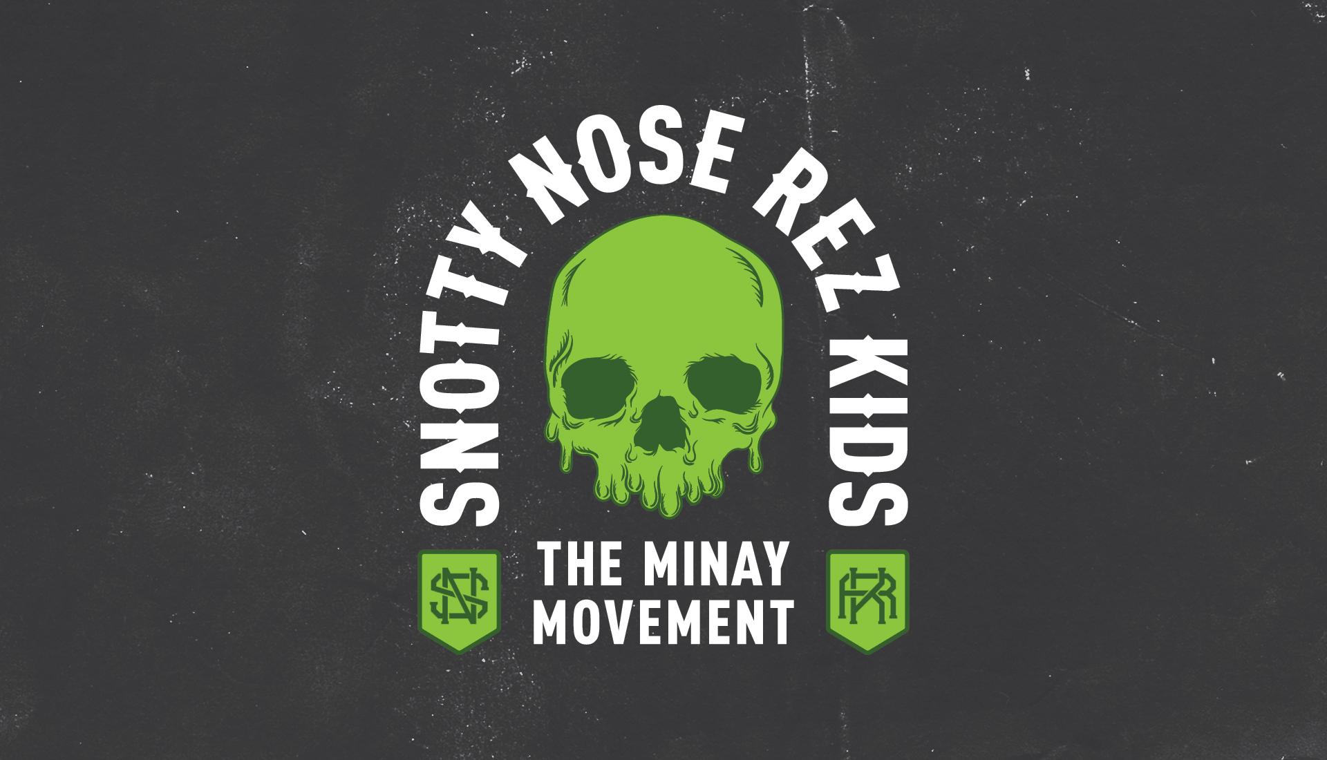 Snotty Nose Rez Kids | Primary Badge