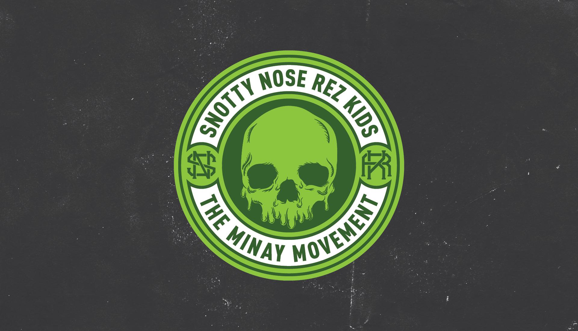 Snotty Nose Rez Kids | Secondary Badge