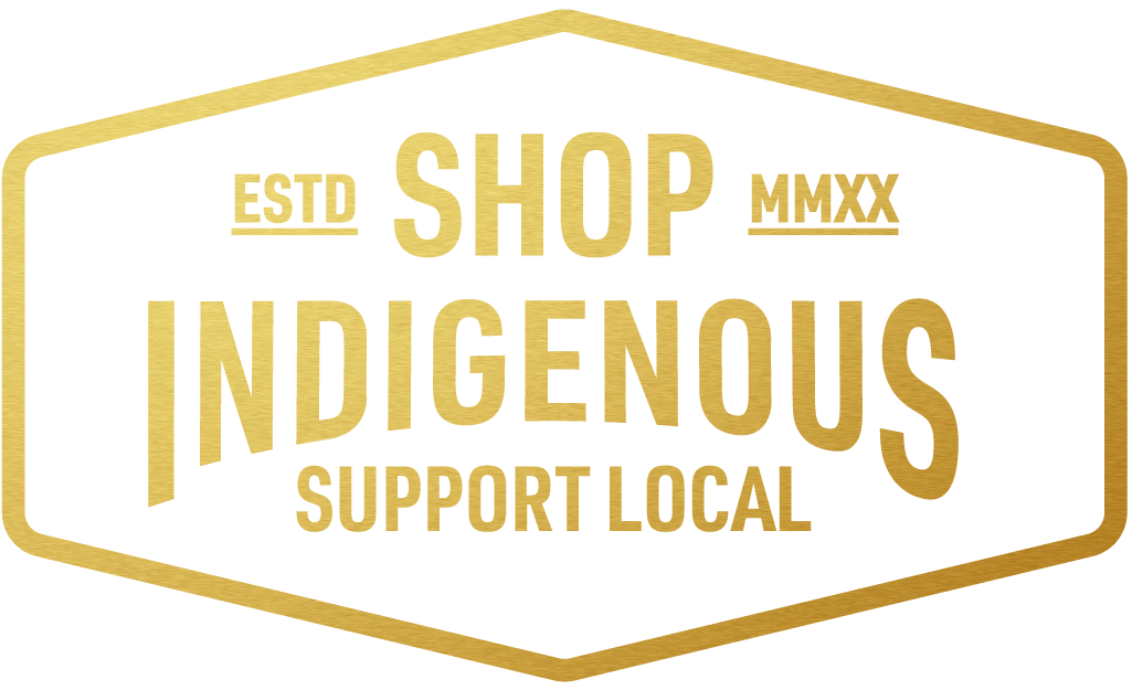 Thred Design Co. | Shop Indigenous support local business logo 1