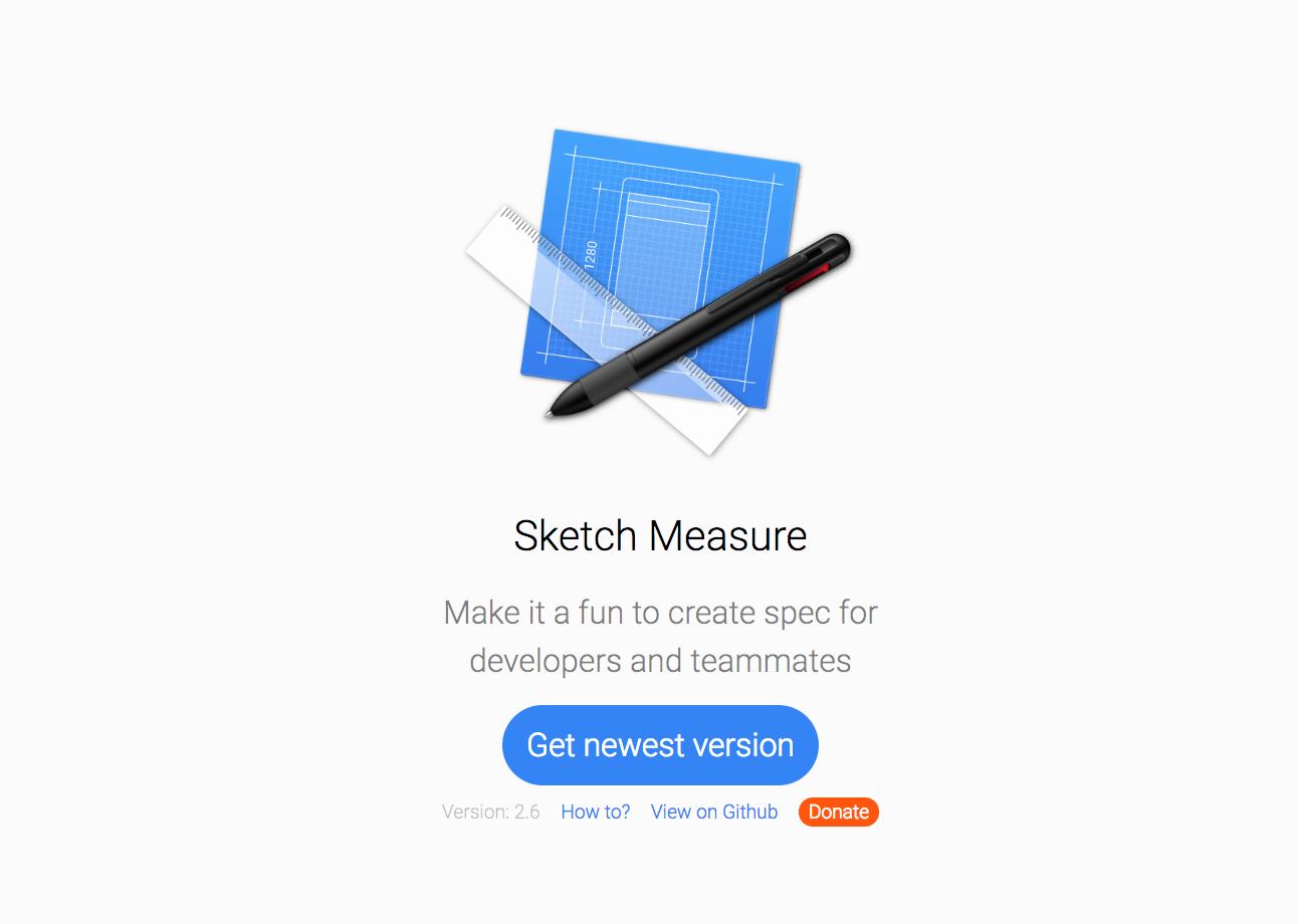 measure sketch