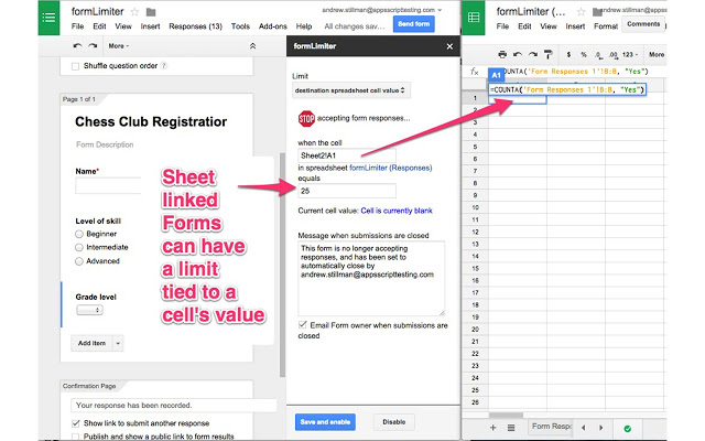 form-limiter-google-forms-add-ons