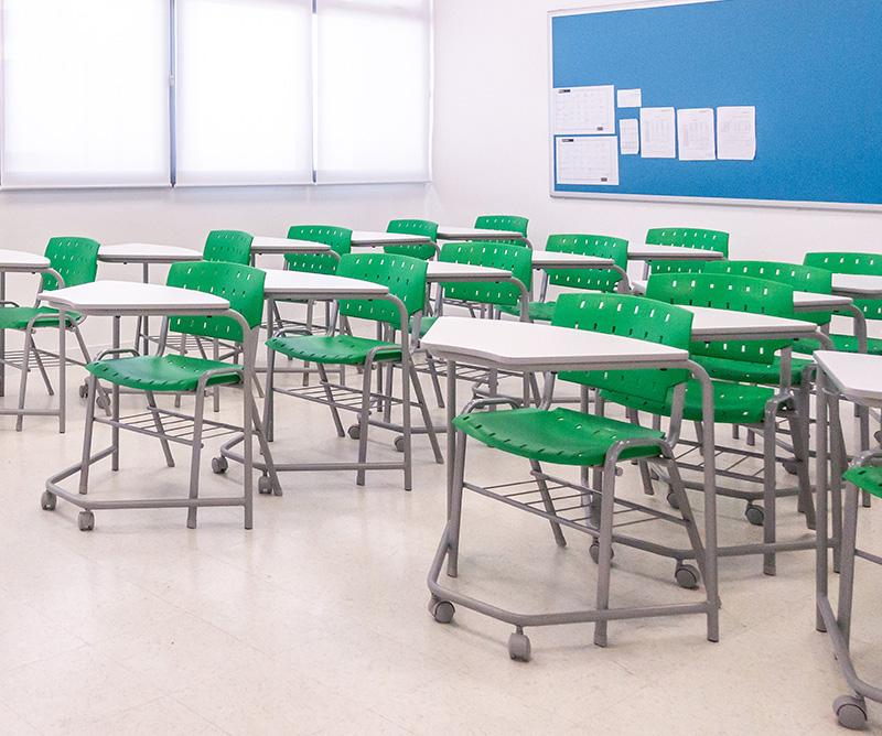 Como O Mobiliário Afeta A Percepção De Qualidade De Uma Escola
