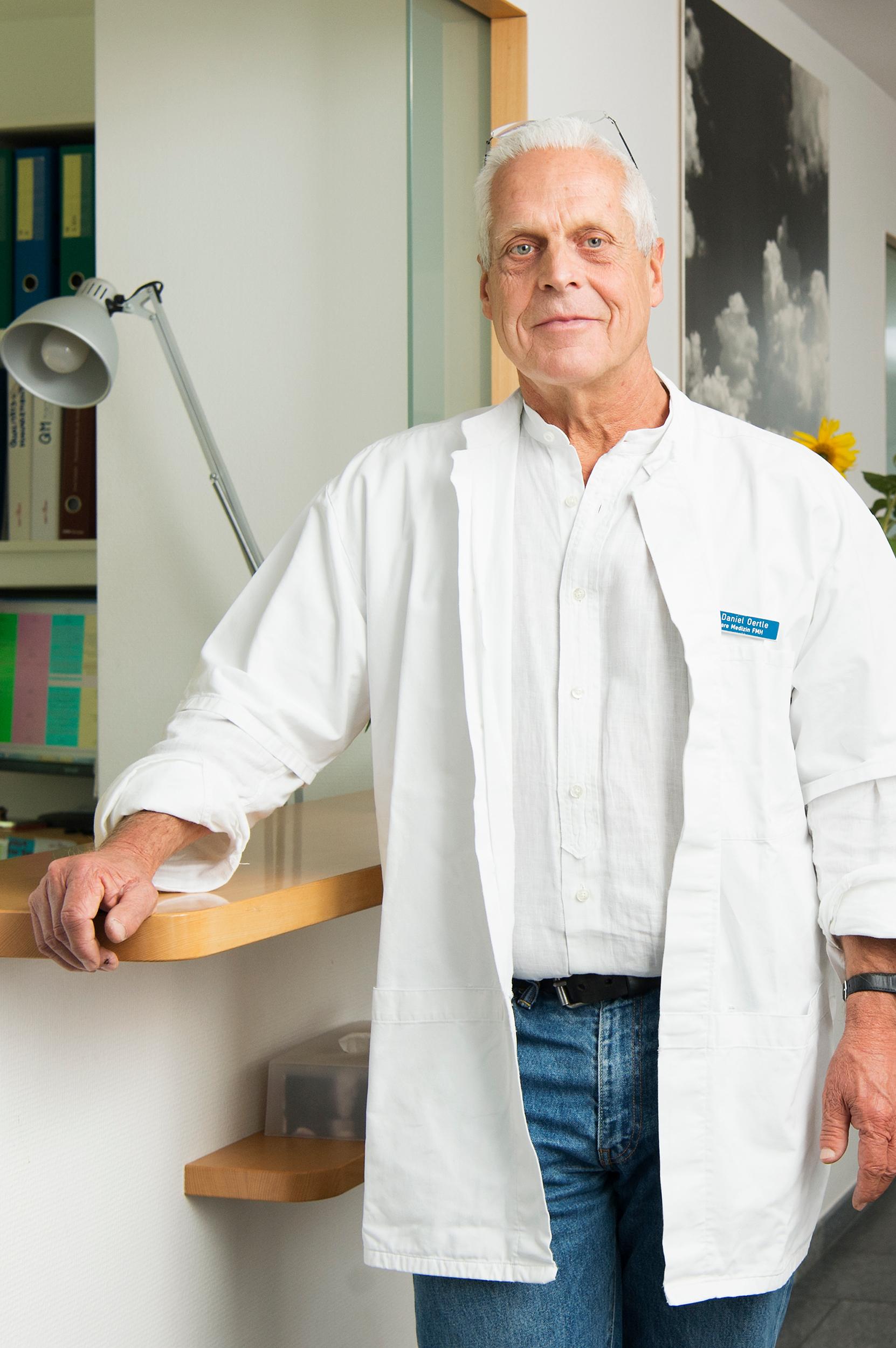 Dr. Daniel Oertle