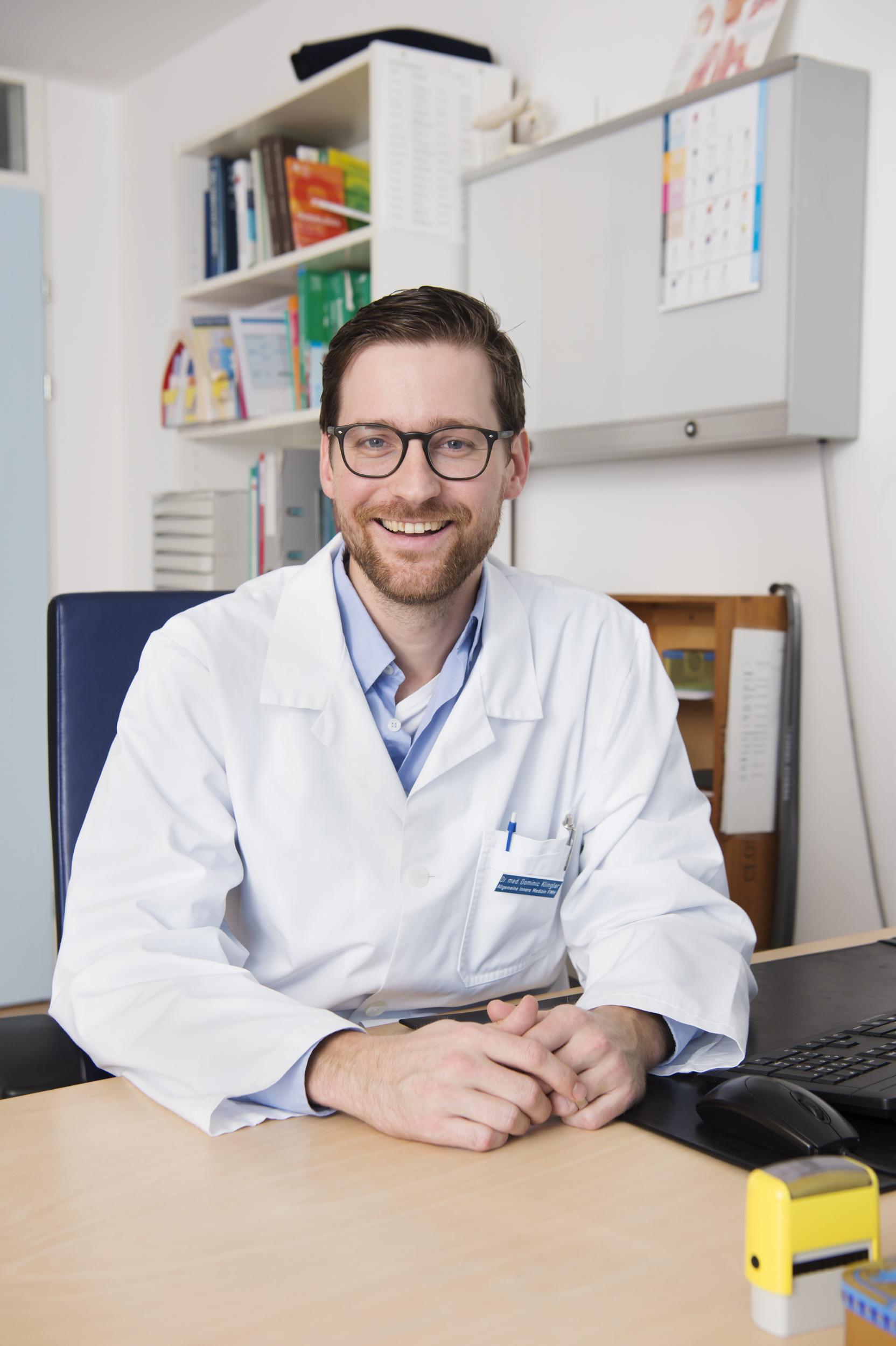 Dr. Dominic Klingler