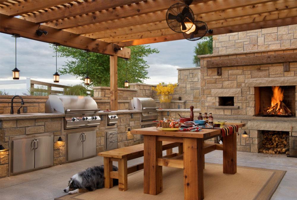 Orlando Building Solutions ▫ Summer Kitchen
