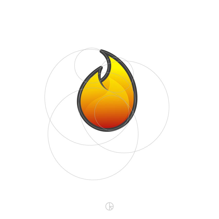 Feuer Icon