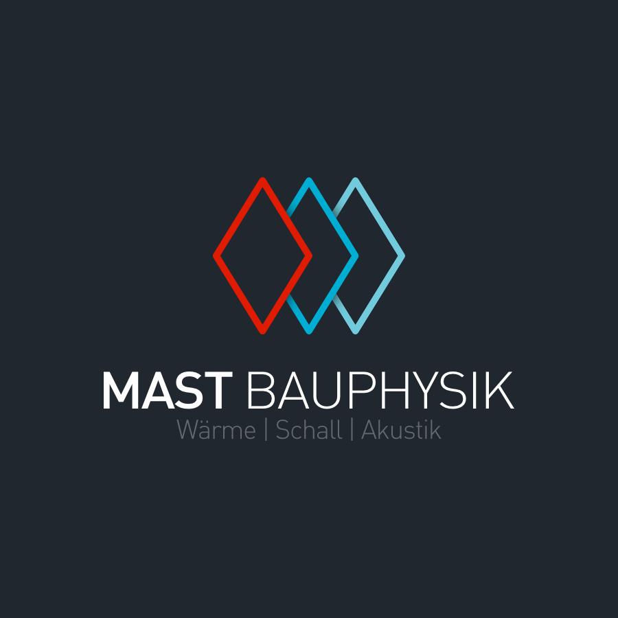 Logo: Mast Bauphysik, Bretzfeld