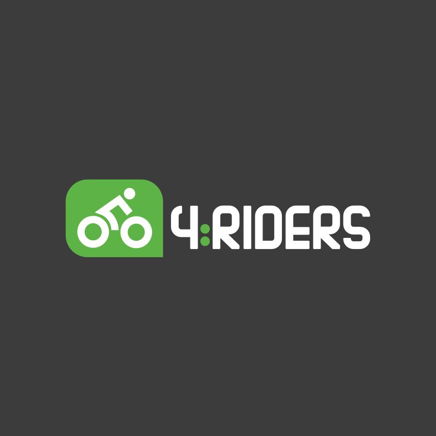Logo: 4:riders, Fankfurt