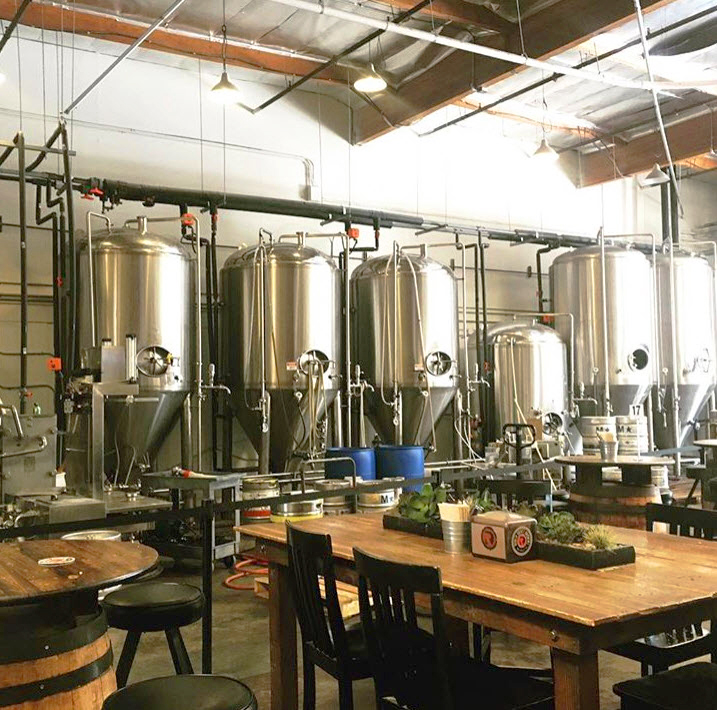 rough draft brewing company brewery tasting room photo