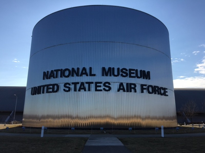 national museum of the us air force building