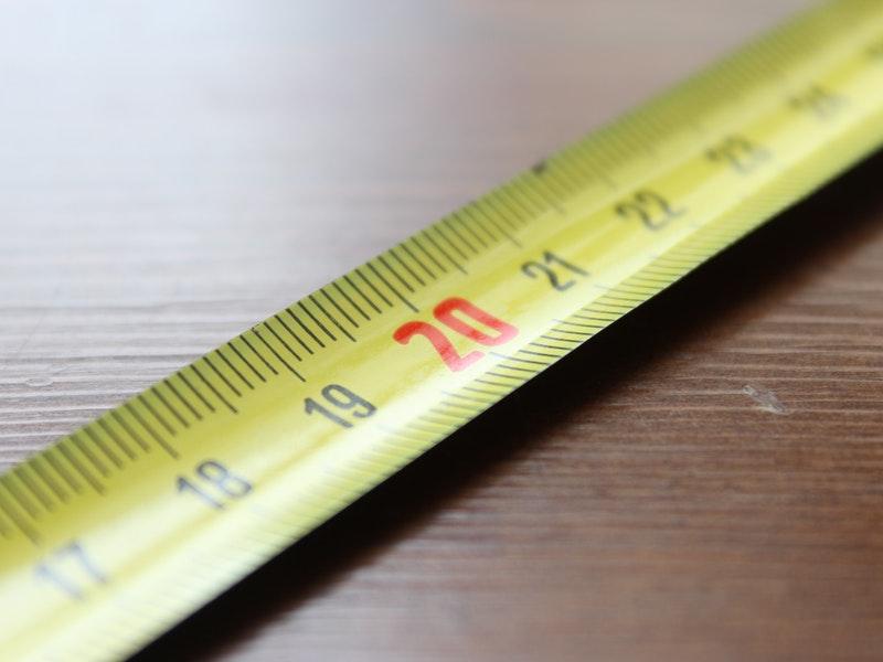 tape measure ruler