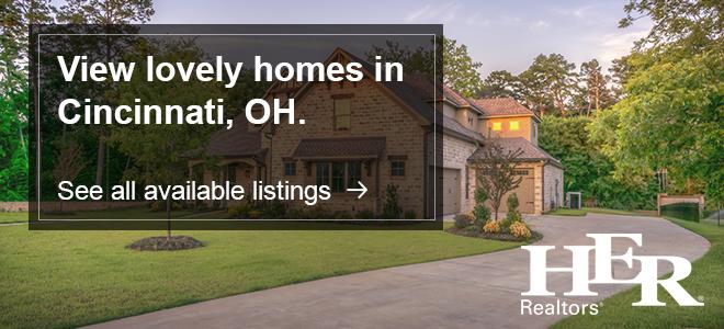 Cincinnati Ohio Homes for Sale