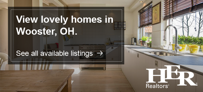 Homes for Sale Wooster, Ohio