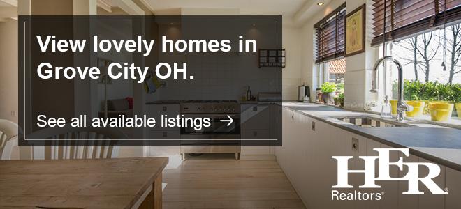Homes for Sale Grove City Ohio