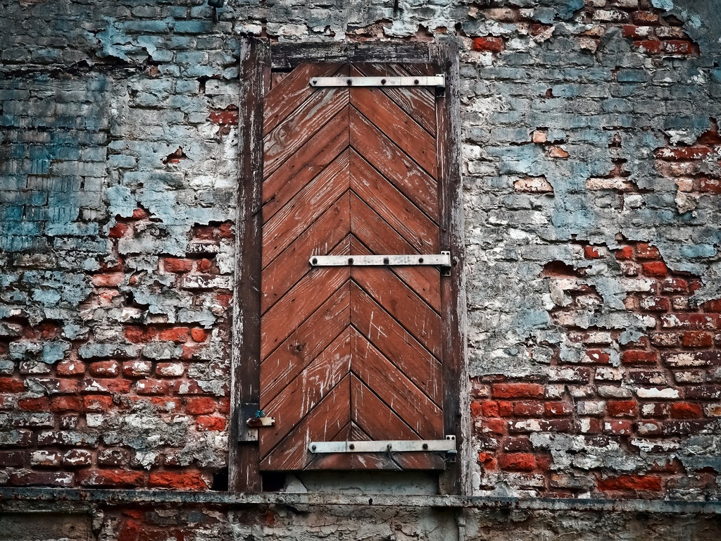 a barn door