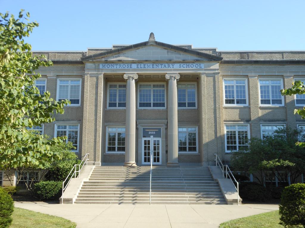 montrose elementary school in bexley ohio