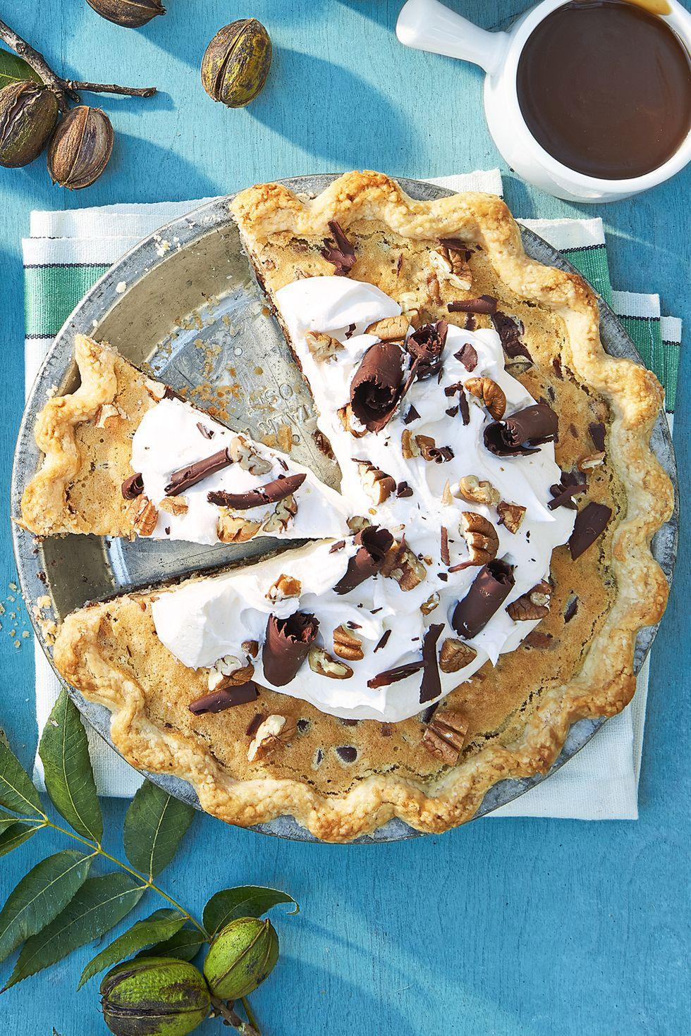 delicious pecan pie