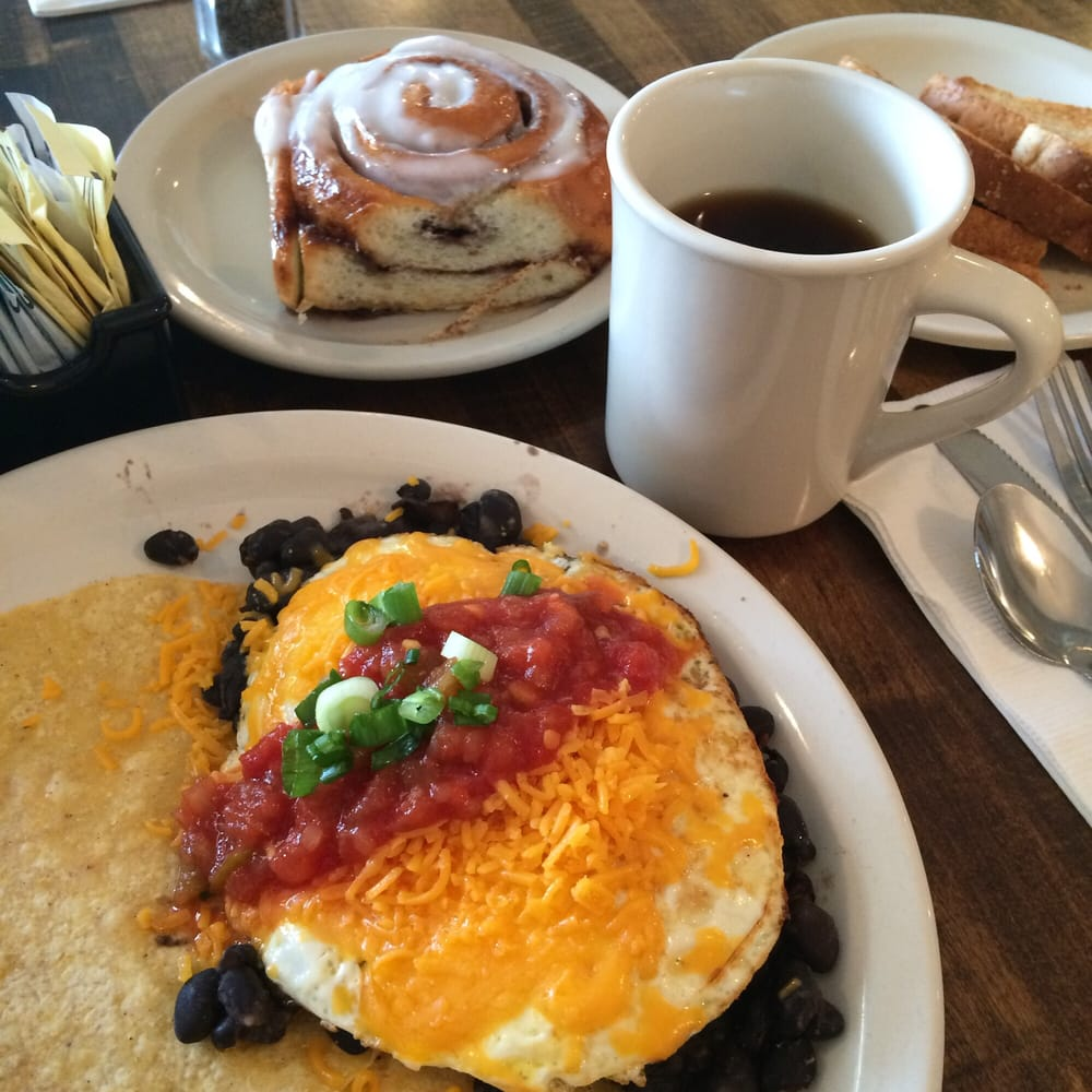 brunch food at McCarthy's Wildflower Cafe & Catering
