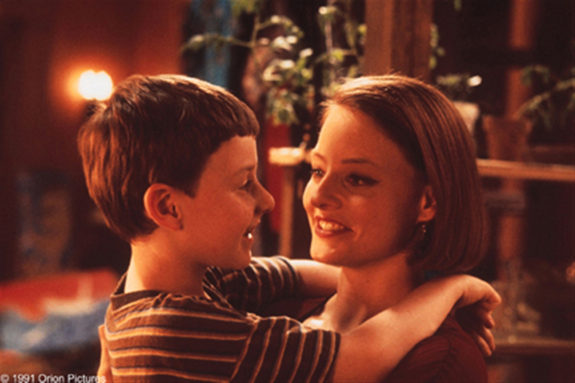 scene from Little Man Tate