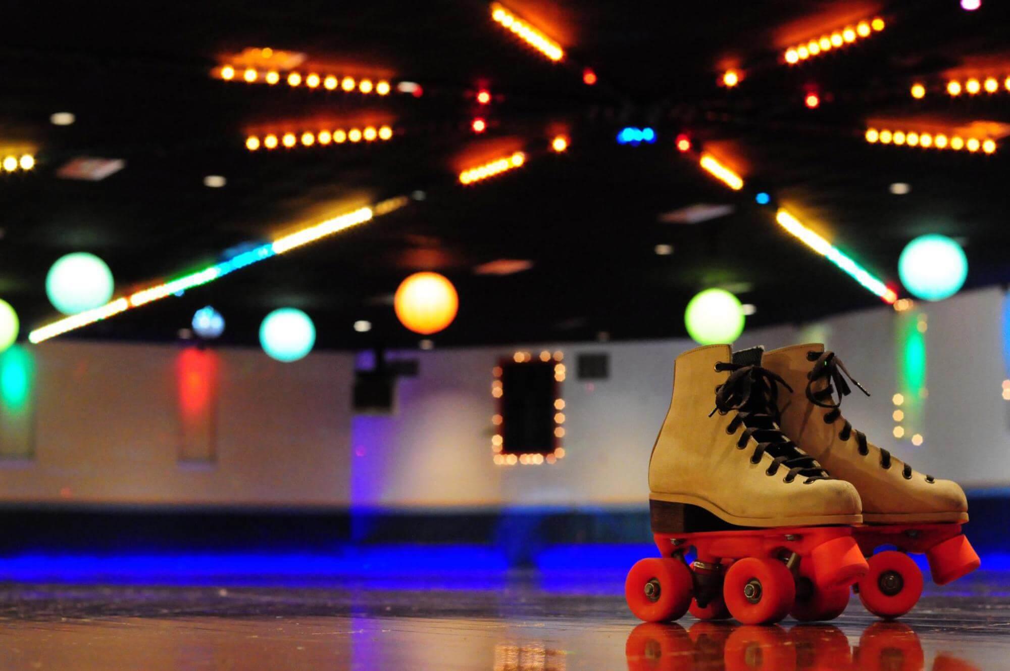 roller skates at Skate Zone 71 Columbus