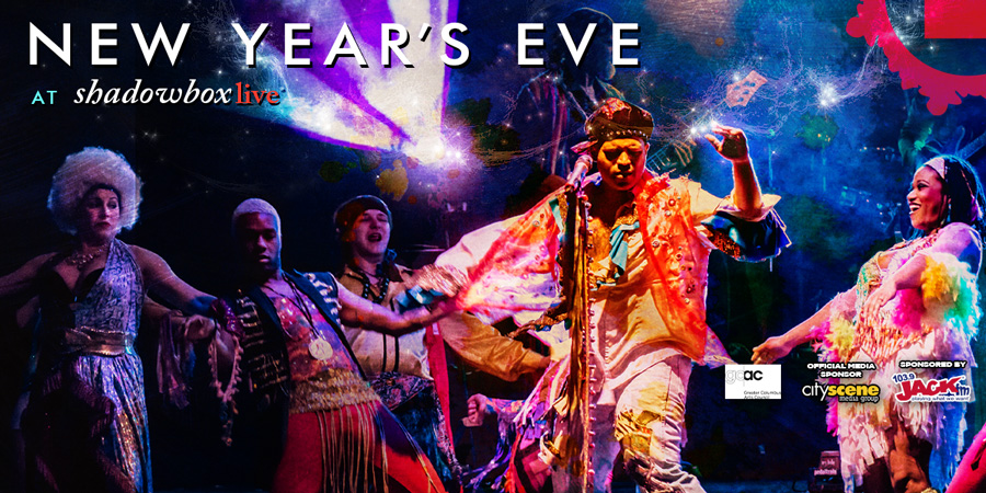 New Year's Eve at ShadowBox Live