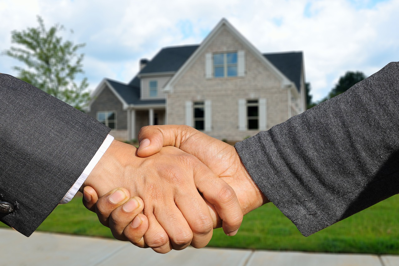 Closing the deal on a new home