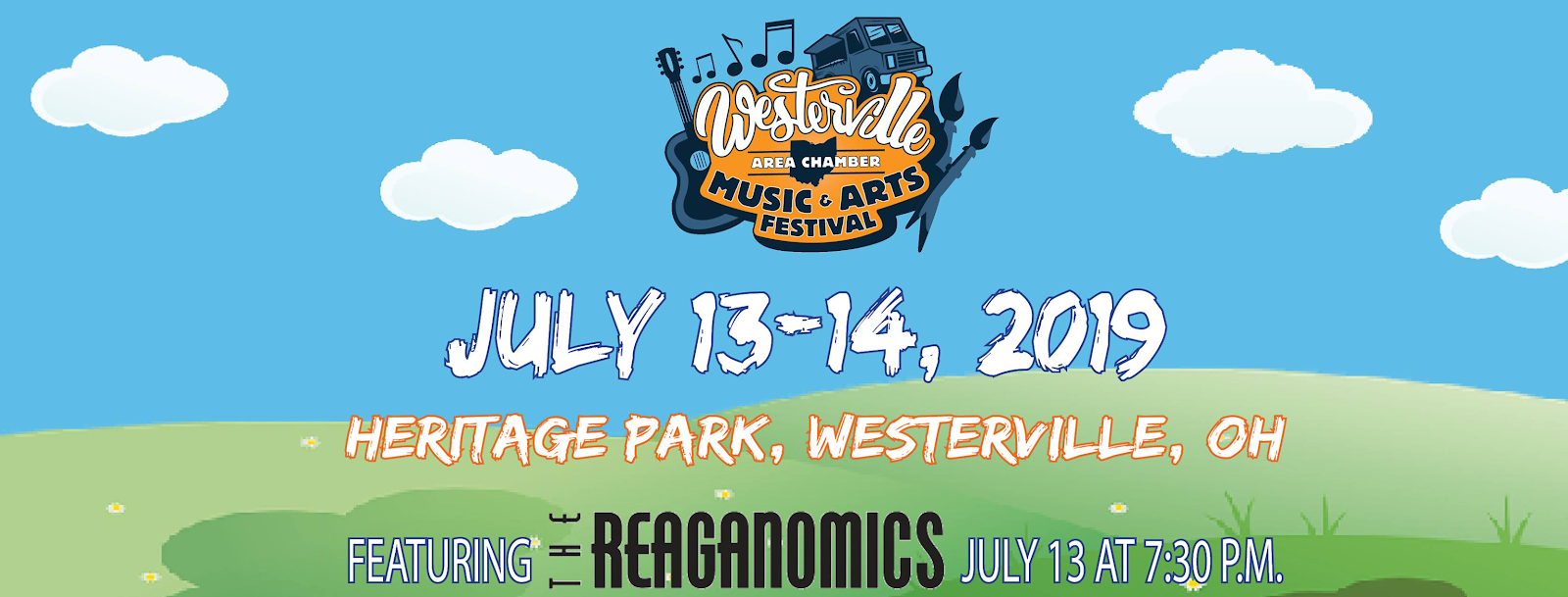 Westerville Music and Arts festival