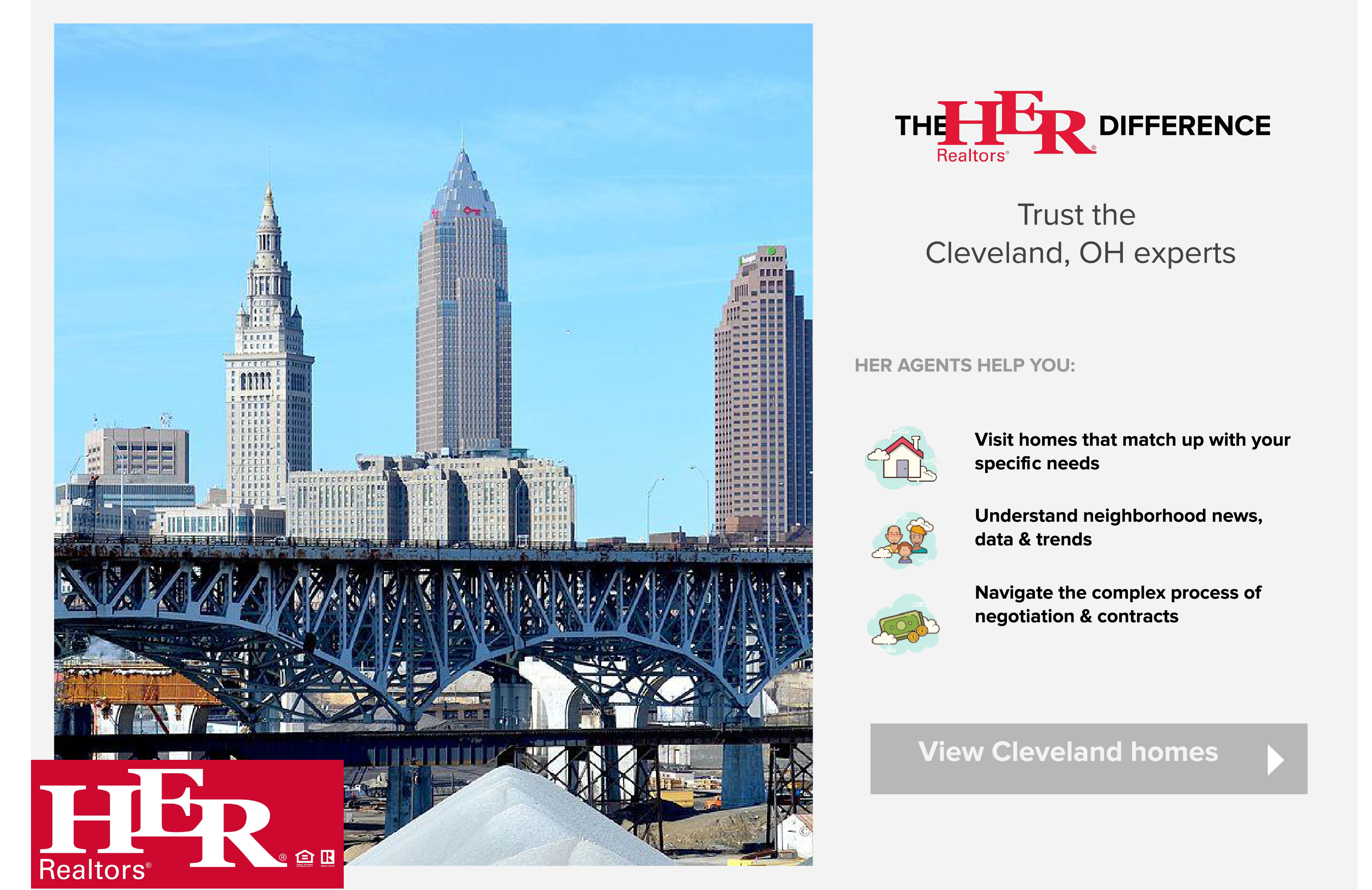 CLEVELAND HOMES FOR SALE