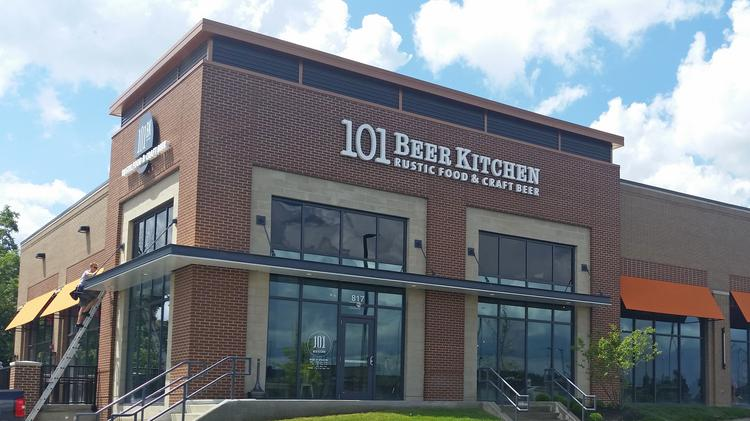 101 Beer Kitchen exterior