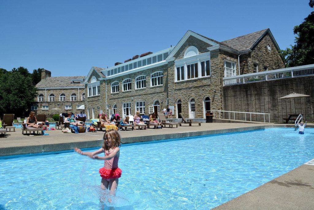 Oglebay Resorts near Bridgeport OH