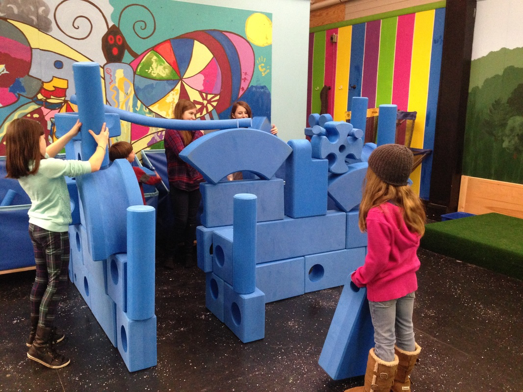 Children's museum of the Ohio Valley nears Bridgeport OH