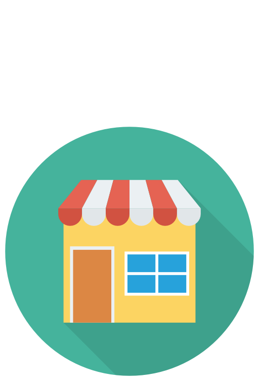 Icon of a restaurant
